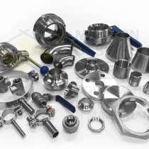 Изготавливаем различную арматуру, системы, коллекторы и т. д, в Челябинске
