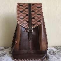 Кожаный рюкзак, в Пензе