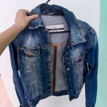 Куртка джинсовая, в Тамбове
