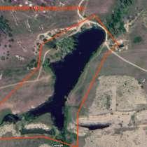 Продам участок с озером, в г.Луганск