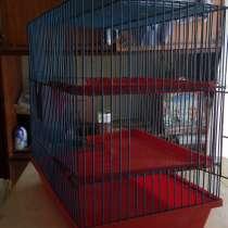 Клетка для птиц, хомячков, в Комсомольске-на-Амуре