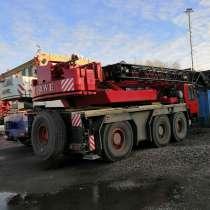 50 тонн габарит 2006год автокран grove gmk3050 спб, в Санкт-Петербурге