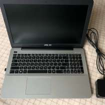 Продам ноутбук ASUS в отличном состоянии + подарок, в Зеленограде
