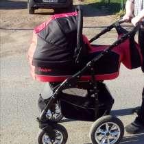 Продам коляску 3в1 б. у. В подарок авто кресло, в Санкт-Петербурге