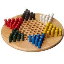 Настольная игра китайские шашки Checkers Game, в г.Алматы