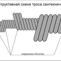 Трос сантехнический, в Барнауле