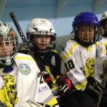 Школа хоккея, в г.Шымкент