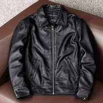 Куртка новая из натуральной кожи, в Анжеро-Судженске
