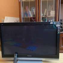 Продам телевизор плазменный с пультом Panasonic, в Рязани
