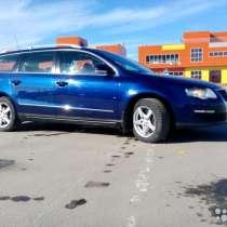 Автомобиль Volkswagen Passat Ecofuel, в Москве