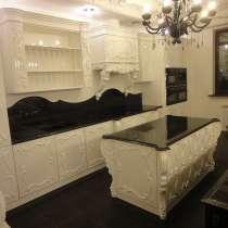 Кухня из массива, в Москве