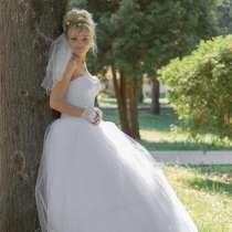 Свадебное платье на прокат!, в г.Гомель