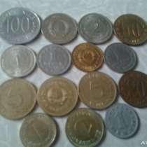 Иностранные монеты разных стран, в Москве