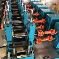 Линия для производства профильной трубы модель JB32 в Китай, в г.Шигадзе