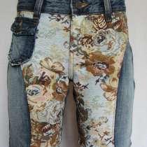 Шорты джинсовые женские, в г.Днепродзержинск