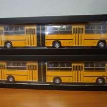 Икарус 280.33М охра модель автобуса Classicbus 1/43, в Новосибирске