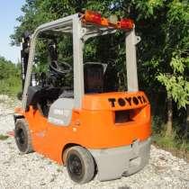 Вилочный погрузчик Toyota, в Краснодаре