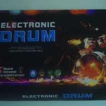 Электронная ударная установка (Electronic drum), в Санкт-Петербурге