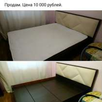 Продам двухспальную кровать, в Перми