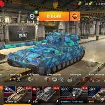 Продам аккаунт World of Tanks Blitz, в Омске