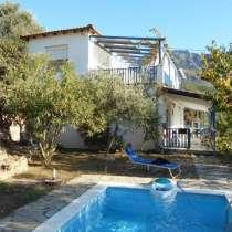Таунхаус с частным бассейном в Агиос Георгиос Тасос, в г.Thasos