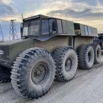 Услуги вездехода (снегоболотохода) ТРОМ-8, в Сургуте