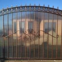 Ворота, заборы, решётки, в г.Лида
