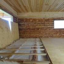 Полы в деревянном доме, в Екатеринбурге