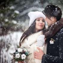 Свадьба в Томске - зимой Парад Парк Отель, в Томске