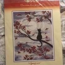 Набор для вышивания Овен «Лунный кот», в Туле