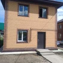 Собственник продает 2-х этажный новый дом в пос. Верх-Туле, в Новосибирске