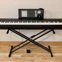 Цифровое пианино Yamaha P-45, в г.Рига