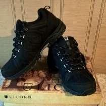 Кроссовки (ботинки треккинговые) Licorn. Новые, в Новосибирске