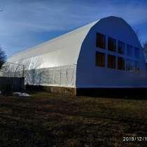 Ангары палатки навесы теплицы изготовление проектирование, в г.Кишинёв