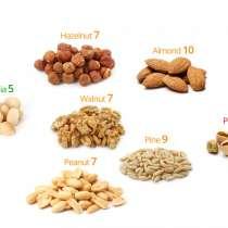 Сорта орехов и фиников Полностью гигиенический, в г.Тебриз