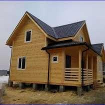 Строительство домов: Каркасных, газоблока, кирпич, в Калининграде