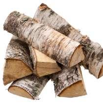 Дрова березовые колотые 35-40 см, в Звенигороде