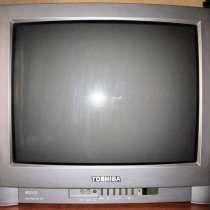 Продаю цветной телевизор в хорошем состоянии TOSHIBА- 21N3XM, в Евпатории