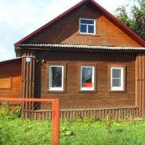 Дом 63,2 м2 в дер. Елзыково Калязинского района Тверской обл, в Калязине