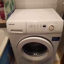 Продается стиральная машина самсунг в рабочем состояние бу, в Тюмени