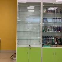 Шкаф стеклянный, в Москве