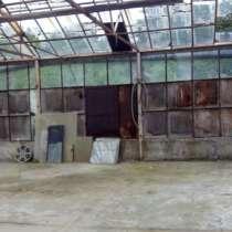 Сдается 200 кв. м. отдельное здание,под производство и склад, в г.Тбилиси