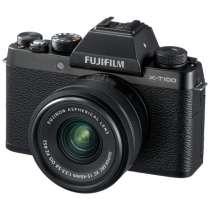 Fujifilm X-T100 Kit 15-45 F 3.5-5.6, в Москве
