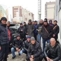 Разнорабочие, в Нижнем Новгороде