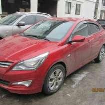 автомобиль Hyundai Solaris, в Владимире