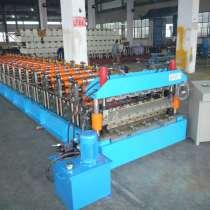 Линия по изготовлении профнастила H114 из Китая, в г.Kagoya