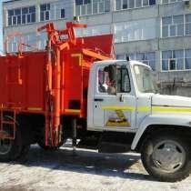 Мусоровоз газ, в Казани