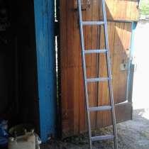 Лестница складная, приставная, в Нововоронеже