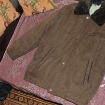 Продаю куртку мужскую утепленную, куртку мужскую кожаную, ту, в Волгограде