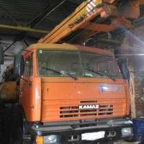 Продам бурильно-крановую машину БКМ-1514; КАМАЗ-53228, в Кирове